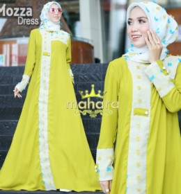 Mozza Dress by Mahara k