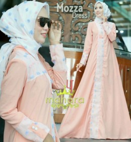 Mozza Dress by Mahara s