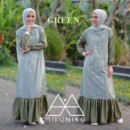 SALWA DRESS by MIKUNIKU G