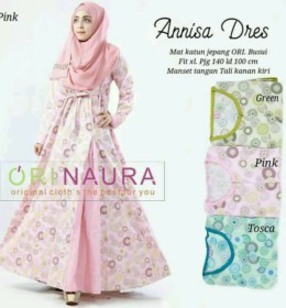 Annisa dress by Ori naura p