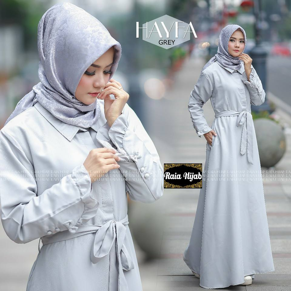 HAYFA DRESS by RAIA HIJAB g