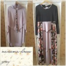 Nazeema dress by AIDHA G