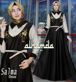 SALMA DRESS By Syalmadina b