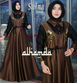 SALMA DRESS By Syalmadina c