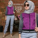 BOMBER SET by SHOFIYA C