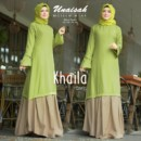 Khaila dress by Unaisah G