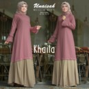Khaila dress by Unaisah L
