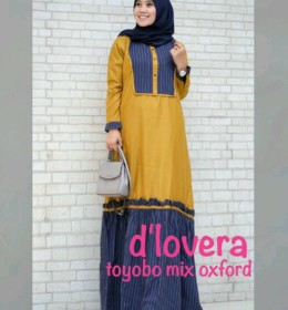 Neima dress by D'lovera MU