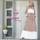 DAVINA DRESS by BUNGAS c