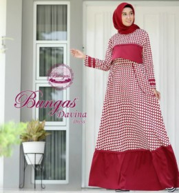DAVINA DRESS by BUNGAS r