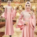 Shellaa gown Pink by Aura