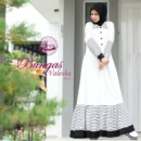 valesha dress hitam by bungas