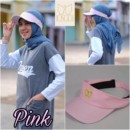 topy sporty pink by inji