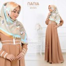NANIA BY ORIBELLE HIJAB STYLE B