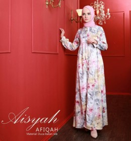 Open order AISYAH NEW COLLECTION