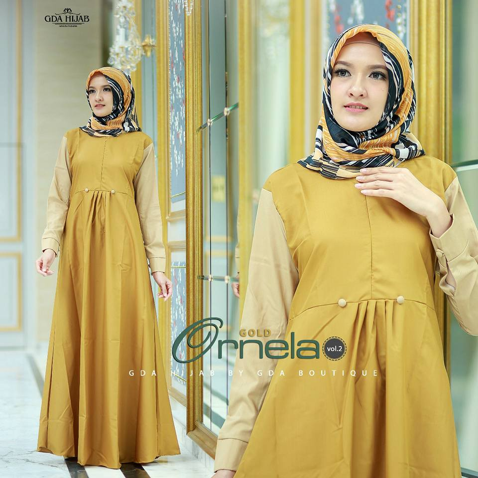 Ornela dress vol.2 by GDA m
