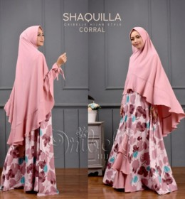 SHAQUILLA by Oribelle Hijab Style c