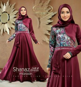 Shanaz dress vol 2 by farishahijab m