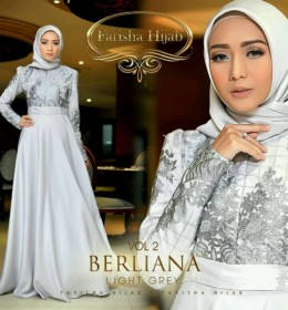 BERLIANA DRESS vol 2 by FARISHAHIJAB gg