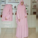 Hidayah dress by Aidha p
