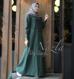 Nazlan dress by Gagil h