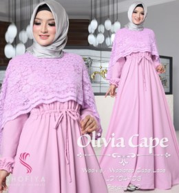 OLIVIA CAPE by SHOFIYA l