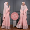 AYSILA DRESS BY ORIBELLE HIJAB STYLE C