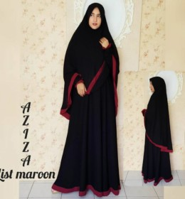 Aziza Dress by Aidha M