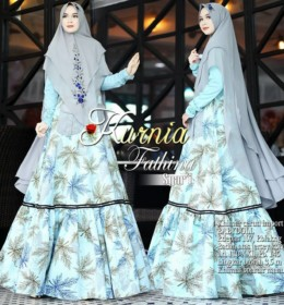 FATHINA syar'i by KURNIA a