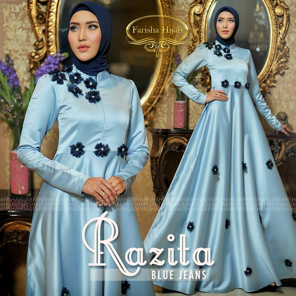 RAZITA dress bl