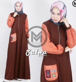 Salwa dress by Mom B