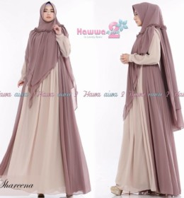 Shareena Syari by Hawwa Aiwa CO