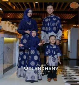 Wulandhany Couple Family n