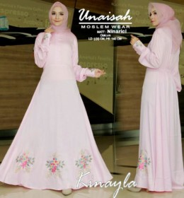 KINAYA maxi dress by UNAISAH p