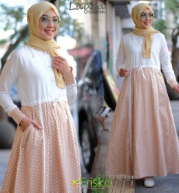 Laura Dress by Friska C