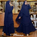 Monna set syar'i by Unaisah N