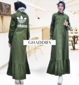 Adidas dress by Ghadis 1