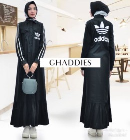 Adidas dress by Ghadis 2