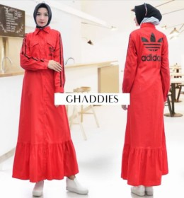 Adidas dress by Ghadis 3
