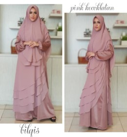 Bilqis dress P