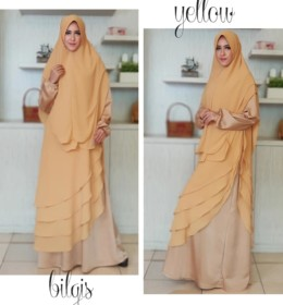 Bilqis dress Y