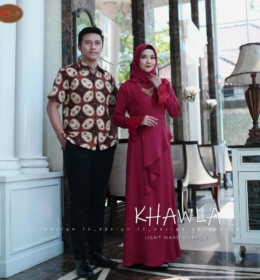 Khawla Couple By IZDesign l