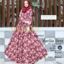 Navilia Dress by Orinaura M