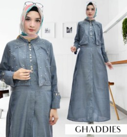 Tania dress by Ghadis B