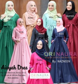 Aisyah Dress by Orinaura