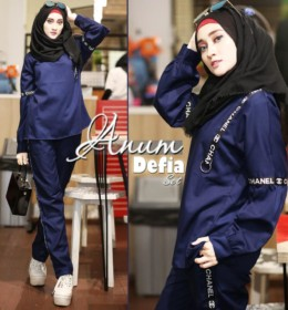 Defia set By Anum N