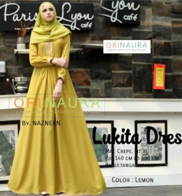 Lukita Dress by Orinaura l