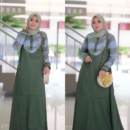 Mifta dress by Nasywa B