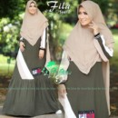 Fila set syari by Be Glow C