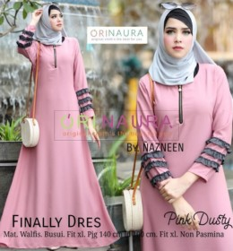 Finally Dress by Orinaura d